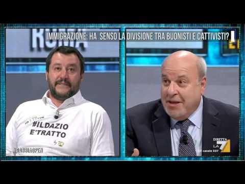 Salvini vs Friedman: 'Mi offendo se mi si dà del nazista'