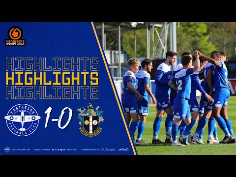 Eastleigh Sutton Goals And Highlights