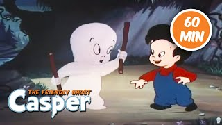 Casper Classics | 1 Hour Compilation | Casper the Ghost Full Episode