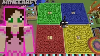 Minecraft: FIND THE CHEESE GAME - FUN TIME PARK [8]