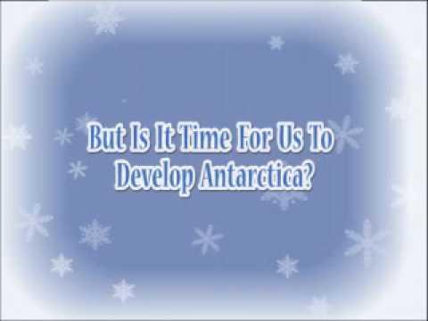 Antarctica Development?