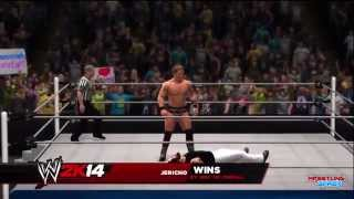 WWE Battleground 2014 Chris Jericho vs Bray Wyatt Result!