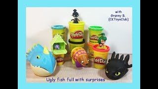 Ugly Fish filled with Surprises.. by Granny B. (CKToysClub)