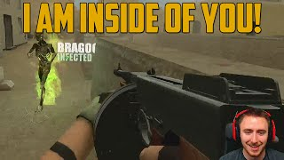 I AM INSIDE OF YOU!! (GMod Tower: Virus)