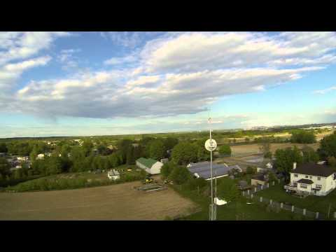 Belair Technologies Inc Aerial tower shoot.