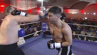 IBA Boxing - TOWIE'S Jon Clark v Neil Derry - City Pavilion