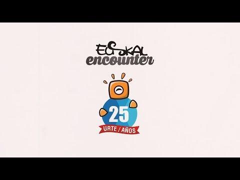 Euskal Encounter 25  - Zorionak! ¡Feliz aniversario!
