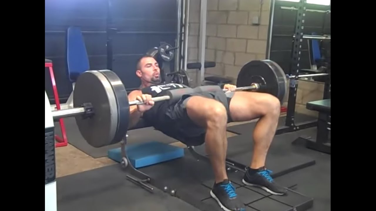 Why Hip Thrusts Will Make You Strong As Hell - Men's Journal