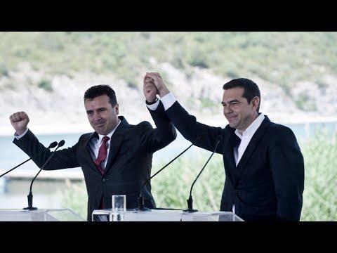 اليونان: حكومة تسيبراس تنجو من حجب الثقة على خلفية الاتفاق حول تسمية مقدونيا  - نشر قبل 2 ساعة
