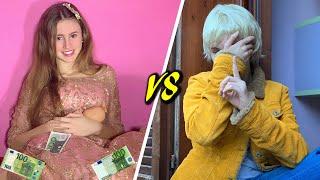 RICCHI vs POVERI , JASMINE DIVENTA MAMMA !!! - by Charlotte M.