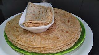 मऊ लुसलुशीत चपाती कशी बनवावी | Mau Luslushit Chapati / Roti | Recipe In Marathi | Asha Chi Rasoi