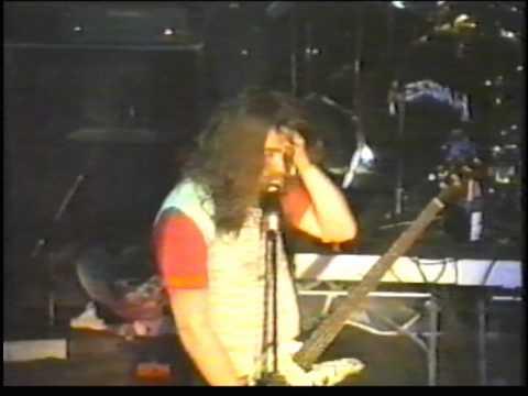 Messiah Live Dynamo Eindhoven 24-12-1987