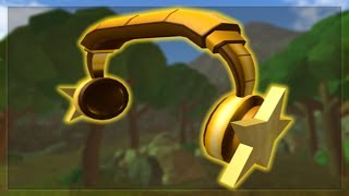 [ENDED] HOW TO GET THE GOLDEN STAR HEADPHONES | Roblox