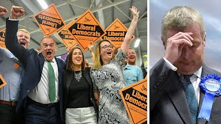 Brecon and Radnorshire by-election: Lib Dems' Jane Dodds triumphs