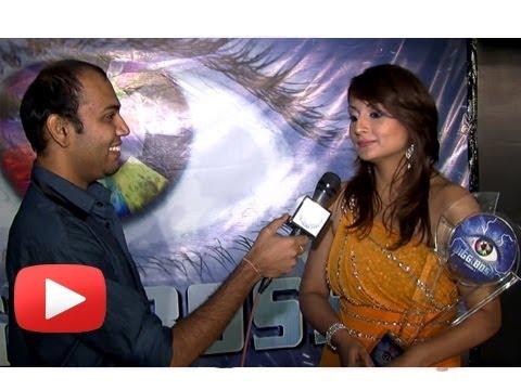 Bigg Boss Season 6 Winner Urvashi Dholakia's Exclusive Interview! [HD]