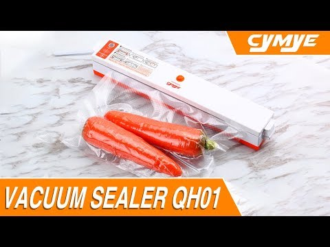 Cymye Food Saver Vacuum Sealer: How to use Vacuum Sealer? Вакуумный упаковщик