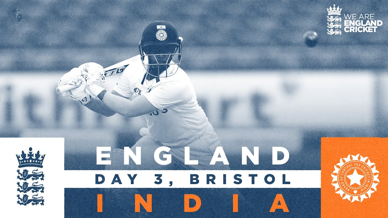 England v India - Day 3 Highlights | England Remain In Control | Only LV= Insurance Test 2021