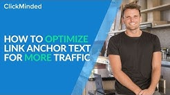 SEO Anchor Text: Optimize Link Anchor Text for More Organic Traffic (Walkthrough)