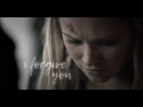 clarke griffin | i forgive you