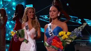 [HD] Miss Universe 2015: Results & Crowning