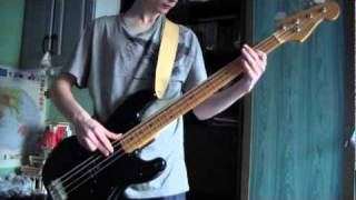 Ram Jam- Black Betty (bass cover)