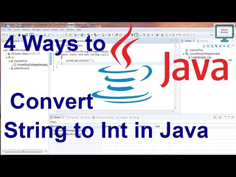 4 Ways to Convert String to Int in Java