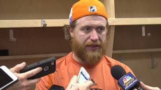 Hear from Voracek following tough S.O. loss to WPG