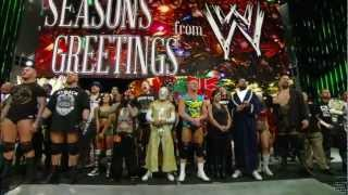 WWE-Christmas 2012 Video (HD)