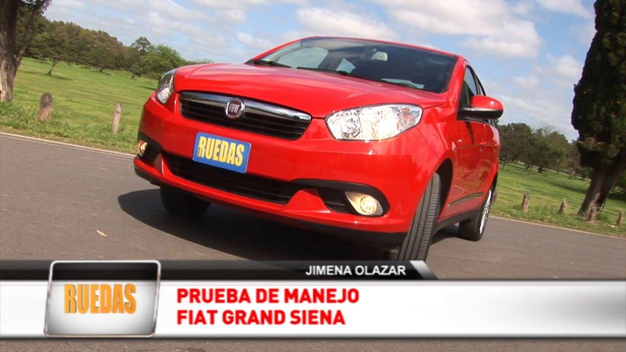 Test Fiat Grand Siena