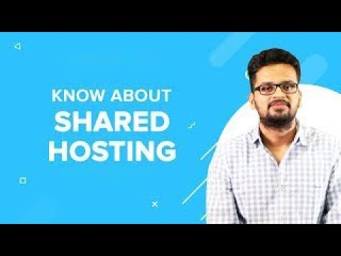Shared Hosting : All You Need To Know - TechTalks By ResellerClub