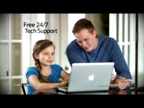 wave broadband technical support