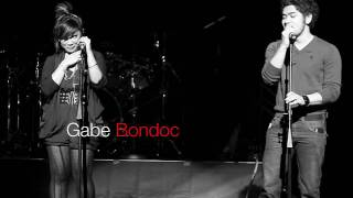 Back2you concert [Gabe Bondoc and Ramiele Malubay]