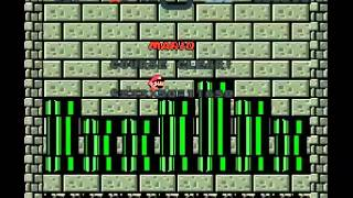 SMW Master Quest 2 - 6 - Of Rails and Snow