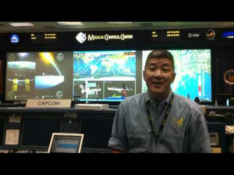Exclusive Clip from NASA Astronaut Dan Tani