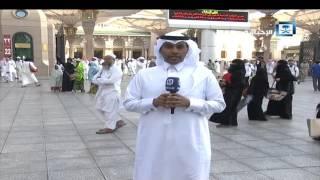 يتوقع الليلة وصول عدد المصلين بالمسجد النبوي في صلاة التراويح والقيام إلى أكثر من مليون مصلي