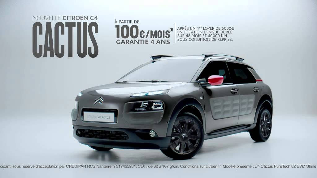 citroen cactus en location longue dur e credipar citro n. Black Bedroom Furniture Sets. Home Design Ideas