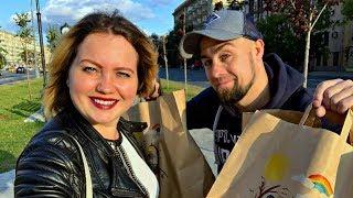 ВЛОГ: Поездка в Ашан. Покупаем полезности для Крымских каникул