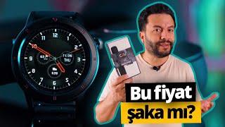 C4U C1 Akıllı Saat - Uygun fiyatlı akıllı saat!