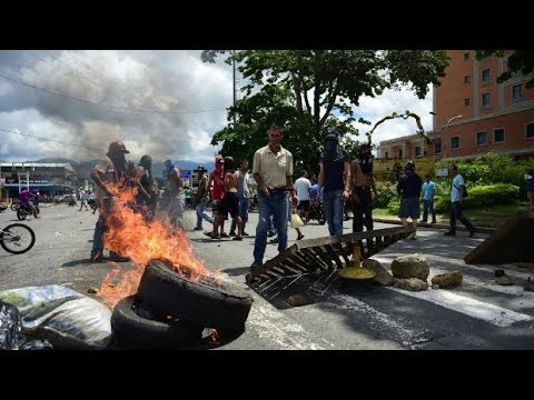 UN Human Rights Report on Venezuela Ignores Opposition Violence