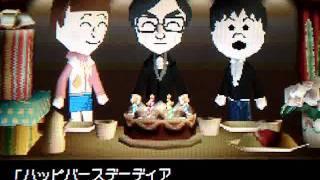 バーコンマスターのトモコレ No.047 今回は『誕生日』! 2011年3月10日...
