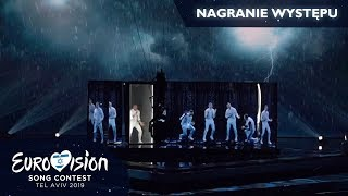 "RUSSIA - Sergey Lazarev ""Scream"" rehearsal (Eurovision 2019)"