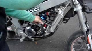 1er chauffe moteur 2Fast  Am6 by BRD