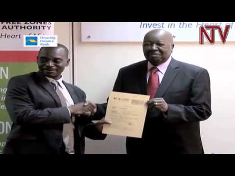 Uganda Free Zones Authority issues first licence