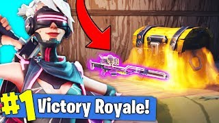 *NEW* WEAPON SKINS FEATURE COMING SOON?! Fortnite: Battle Royale #ad