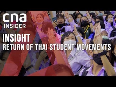Behind The Return Of Thailand's Student Protests | Insight | Full Episode