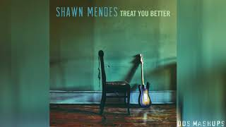 Gambar cover Shawn Mendes - Treat You Better (Acoustic Version)