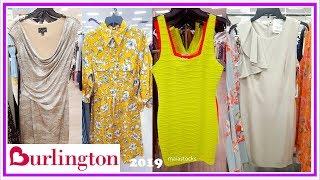 #BURLINGTON DRESSES BLOUSES Summer 2019 I Shop with Me