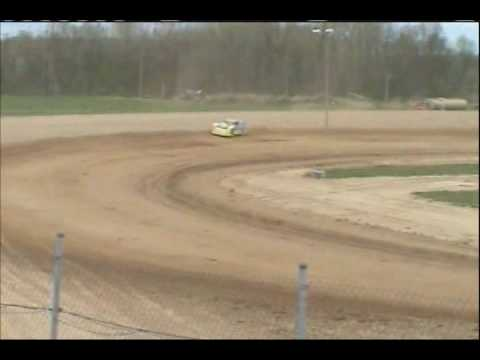 SKID MOUDY AT I-96 SPEEDWAY