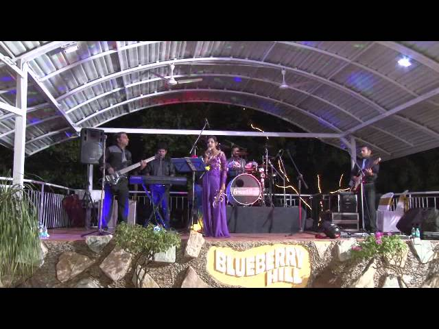 Konkani wedding toast song - saud by ashlina fernandes. music by frontline band