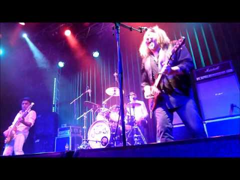 Julian Sas Band: Bullfrog Blues-Boogie all around.wmv